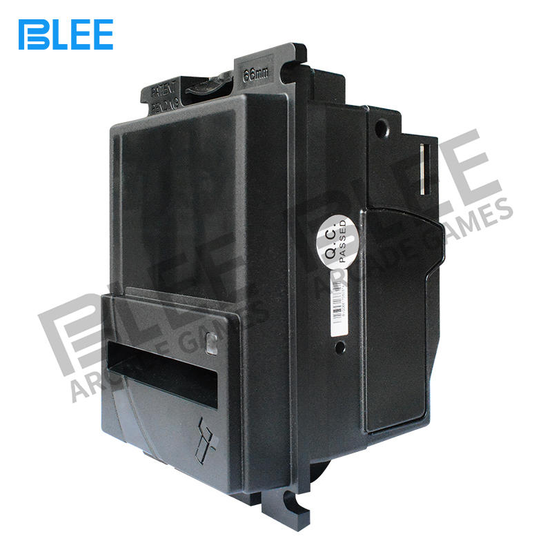 BV20 bill acceptor for game machine/magnetic card reader