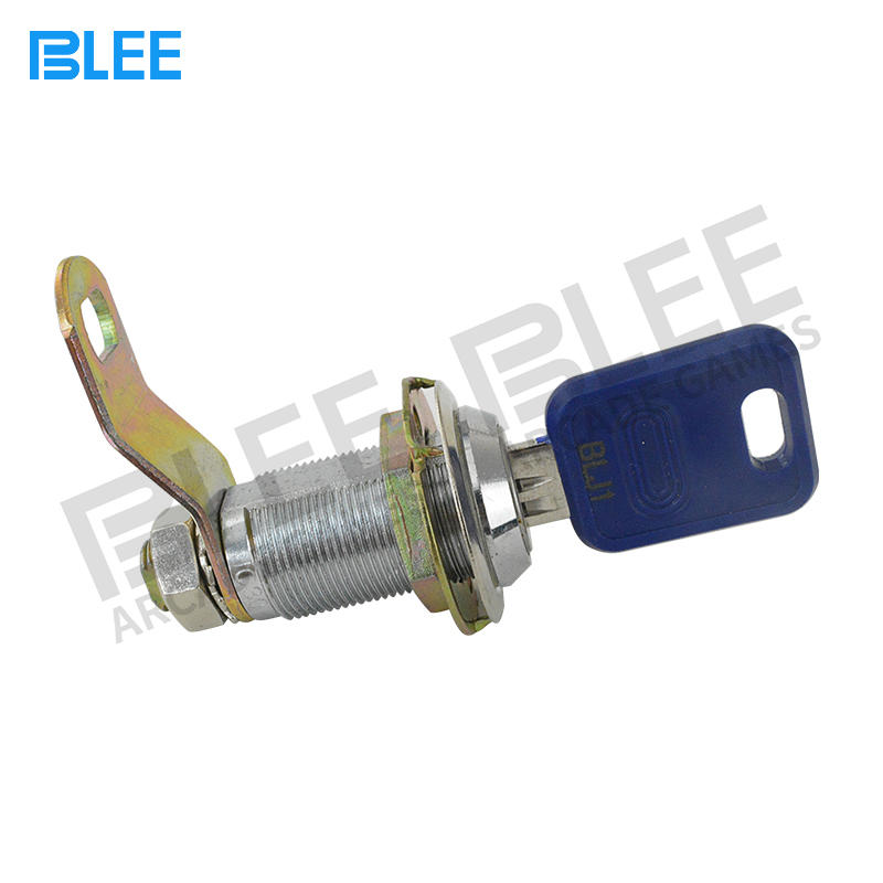 Zinc die casting small file furniture tubular key cam lock
