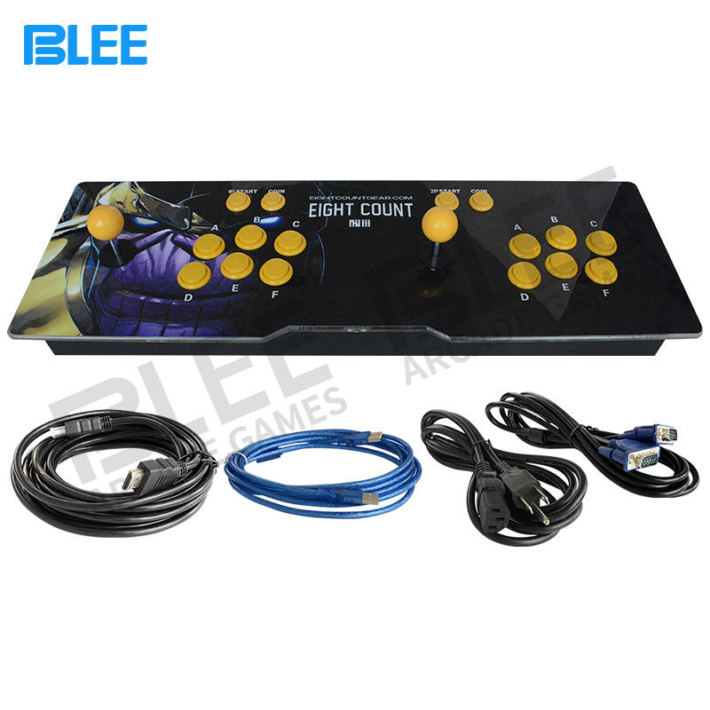 Pandora's box 9 home version arcade game console 1 or 2 players joystick arcade game machine