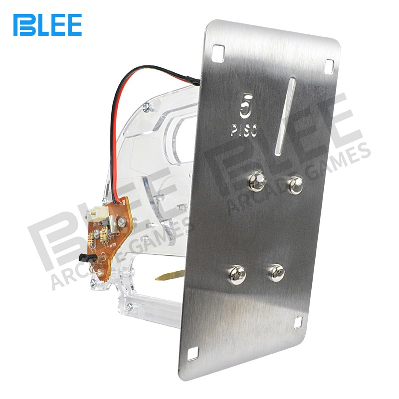 BLEE-Multi Coin Acceptor Manufacturer, Coin Acceptor Price | Blee