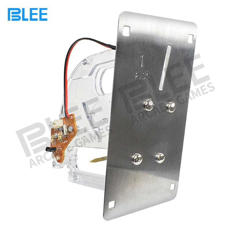 BLEE-Multi Coin Acceptor Manufacturer, Coin Acceptor Price | Blee-5