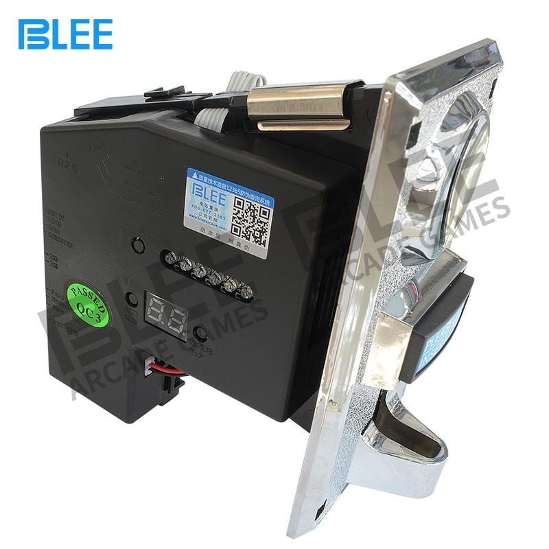 BLEE-Electronic Coin Acceptor, Arcade Coin Acceptor Manufacturer | Coin Acceptors-2