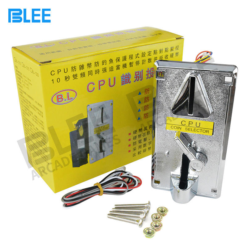 Philippines customized Vending machine CPU Coin Selector