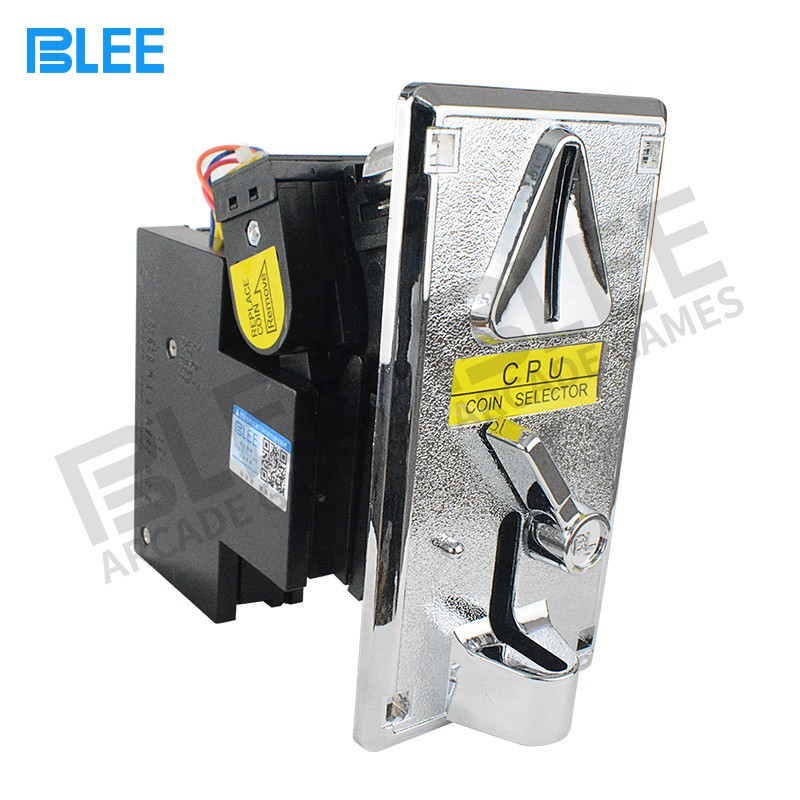 BLEE-Coin Acceptors Inc, Programmable Coin Acceptor Price List | Blee-1