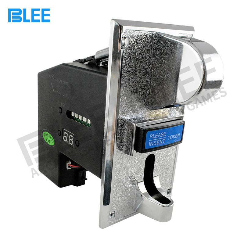 BLEE-Oem Vending Machine Coin Acceptor Manufacturer, Coin Acceptor-4