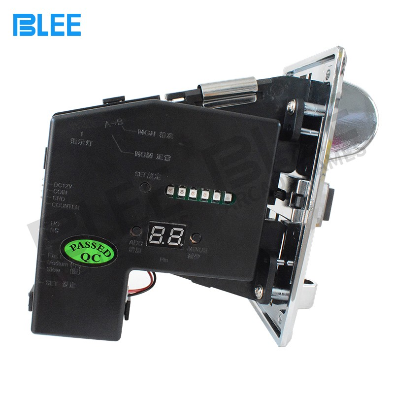 BLEE-Oem Vending Machine Coin Acceptor Manufacturer, Coin Acceptor-5
