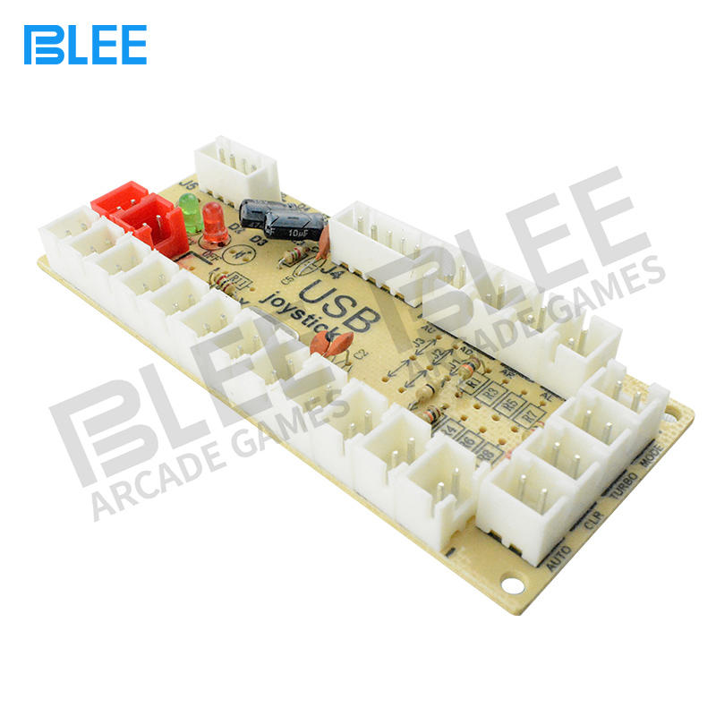 LED Arcade controller USB To Joystick For Arcade Control Chip board