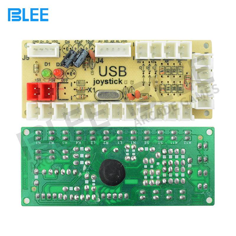 USB small rocker arm chip PCB board arcade rocker joystick control