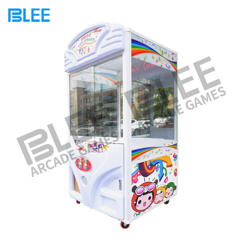 Malaysia Style Kid's Toy Claw Crane Machine For Sale
