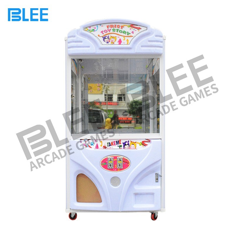 BLEE-Malaysia Style Kids Toy Claw Crane Machine For Sale-blee Arcade Parts