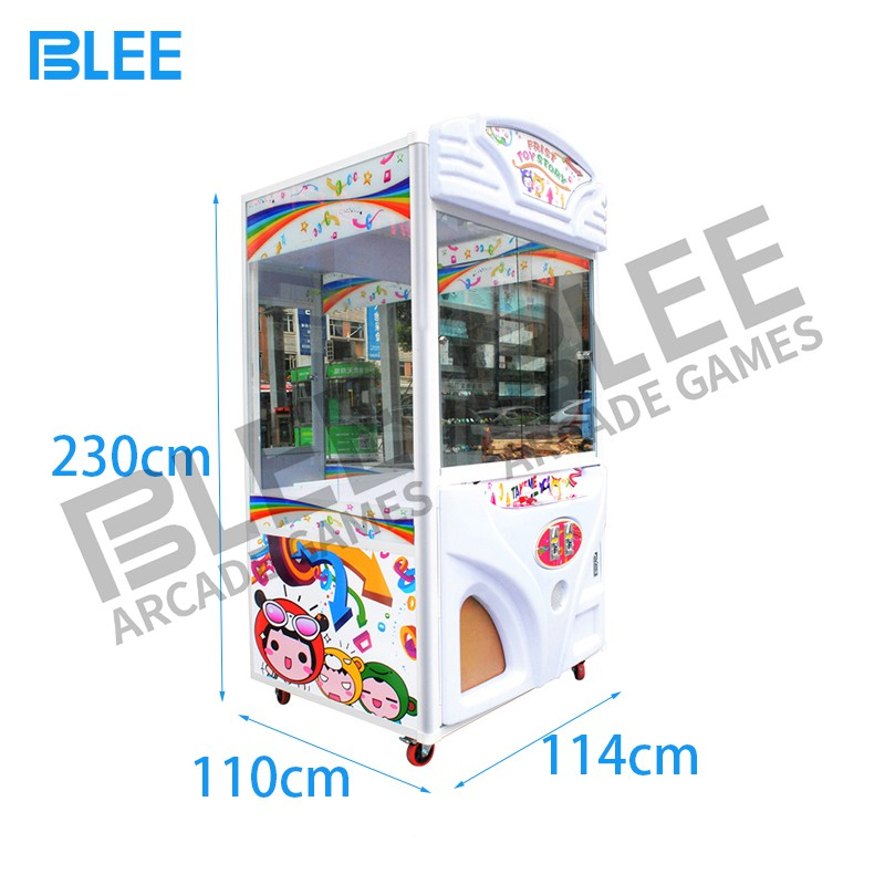 BLEE-Malaysia Style Kids Toy Claw Crane Machine For Sale-blee Arcade Parts-5