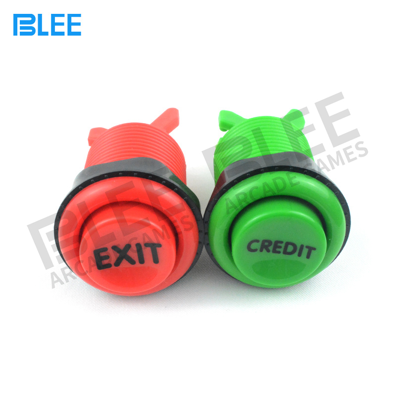 BLEE welcome led arcade buttons widely-use for children-1