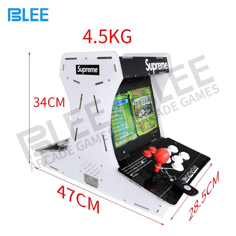 new arrival arcade bartop classicial with certification for children-3