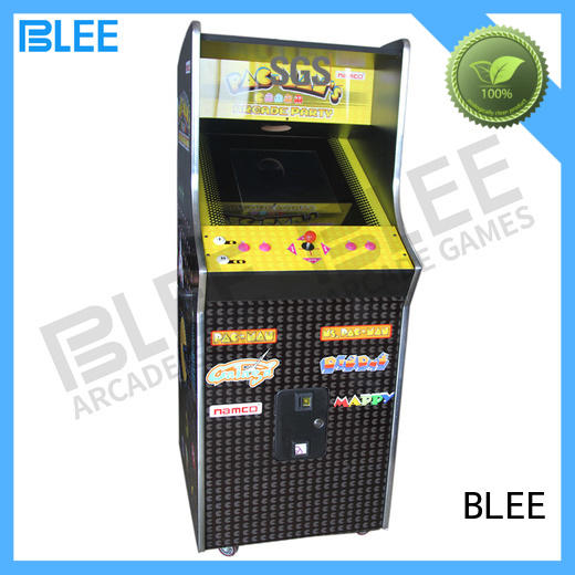 BLEE air coin operated arcade machine China manufacturer for comic shop
