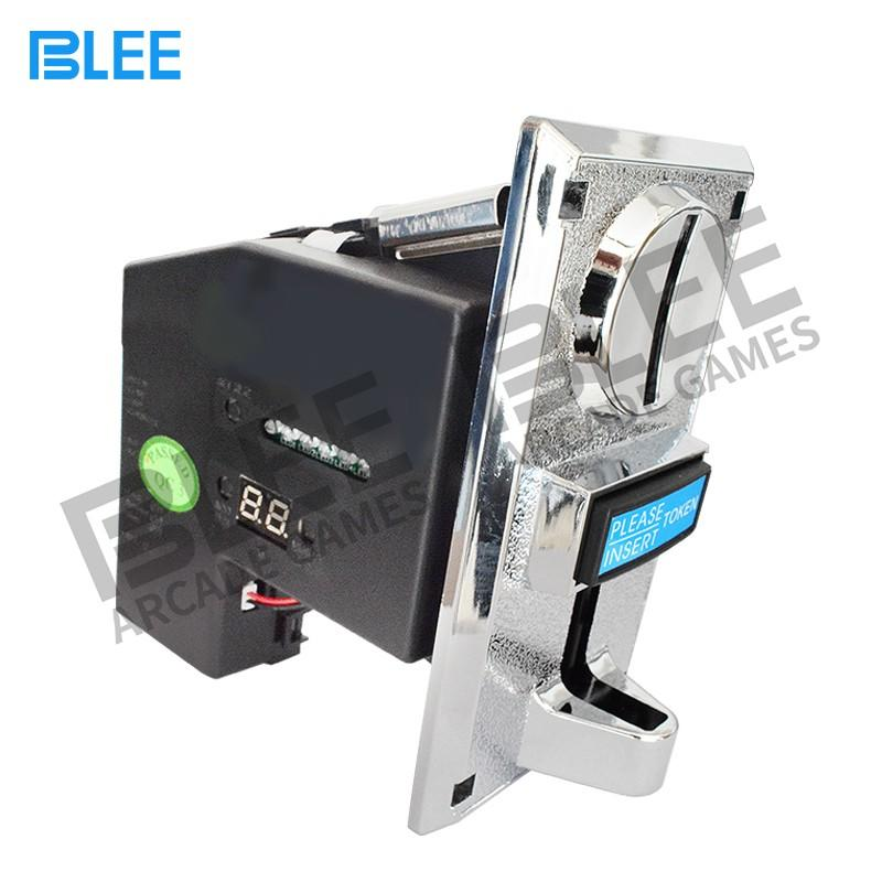 BLEE hotselling electronic coin acceptor free design for children-3