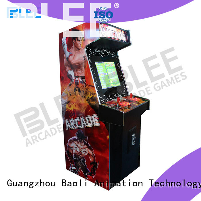 BLEE new arrival custom arcade machines order now for convenience store