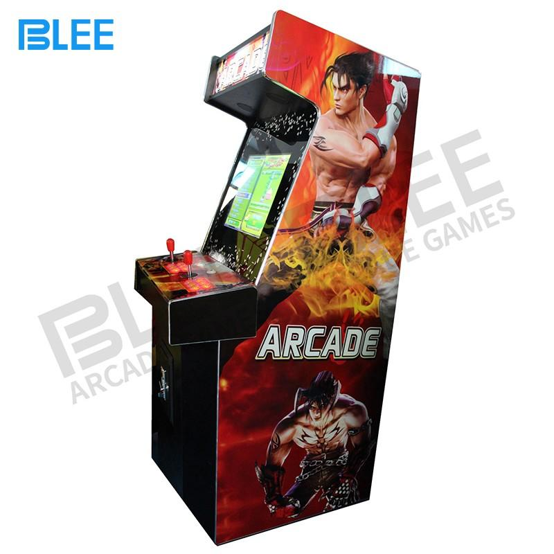 excellent multi game arcade machine street with certification for children-3