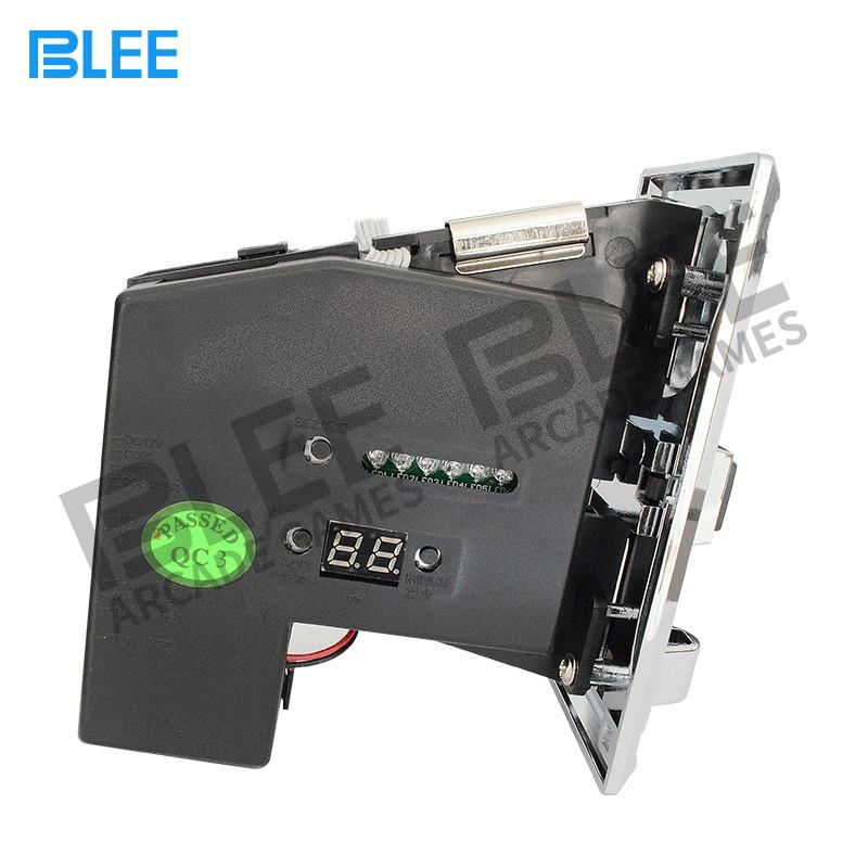 BLEE hotselling electronic coin acceptor free design for children-2