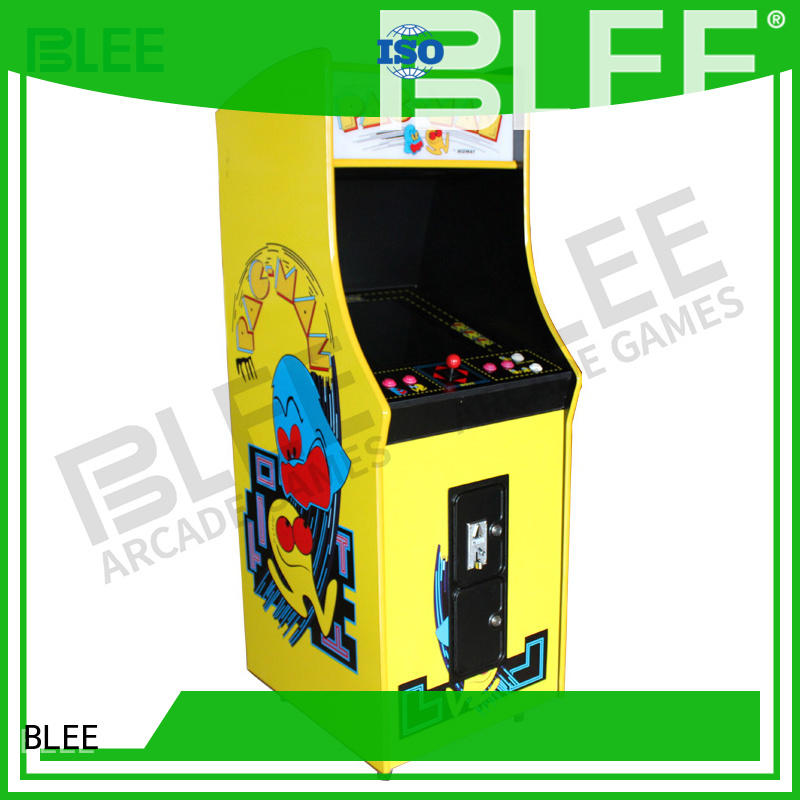 BLEE lcd multi game arcade machine China manufacturer for comic shop