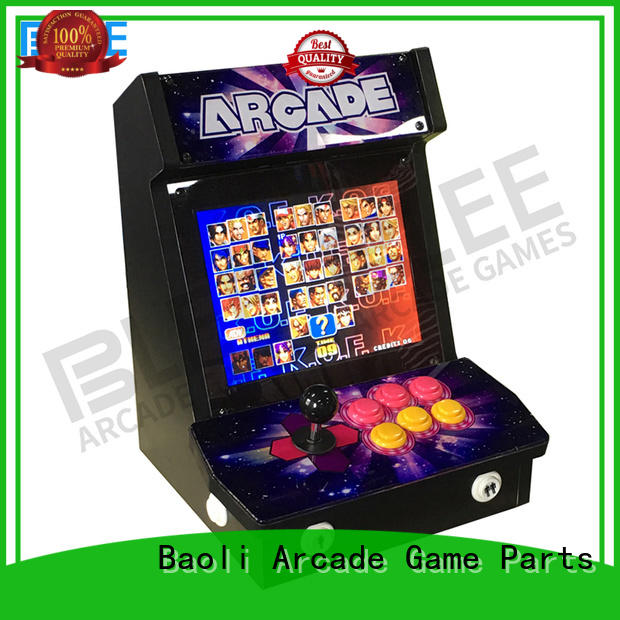 new arrival tabletop arcade machine cocktail certifications for comic shop