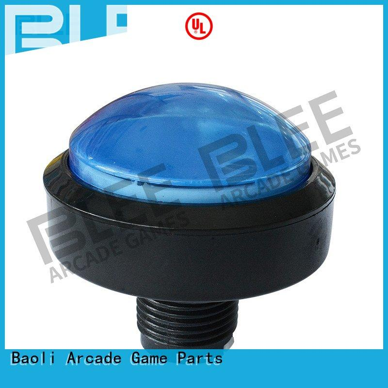 60 mm dome arcade push button with LED