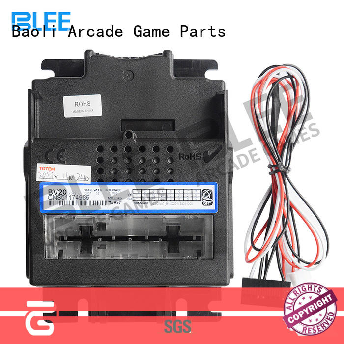 BLEE game electronic coin acceptor from manufacturer for entertainment