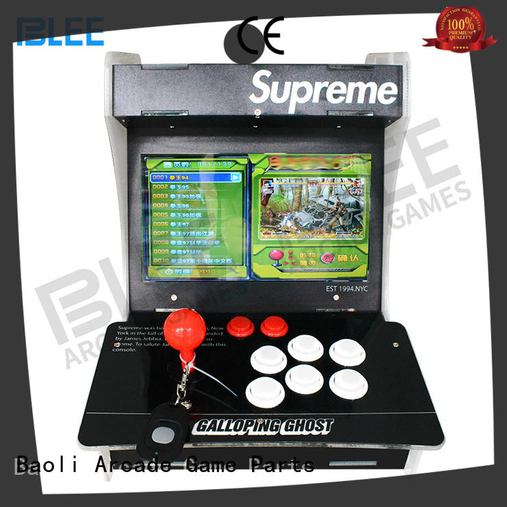 BLEE funny maquina recreativa arcade in bulk for children