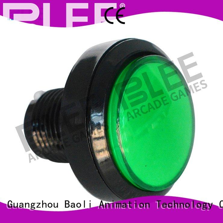 dome small BLEE arcade buttons