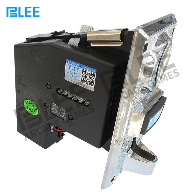 BLEE Electronic multi coin acceptor-616 Coin Acceptors image21