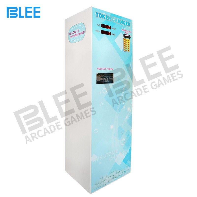 coin changer machine exchange automatic OEM coin change machine BLEE