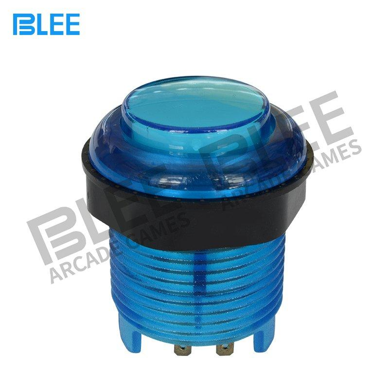28 mm arcade button with LED