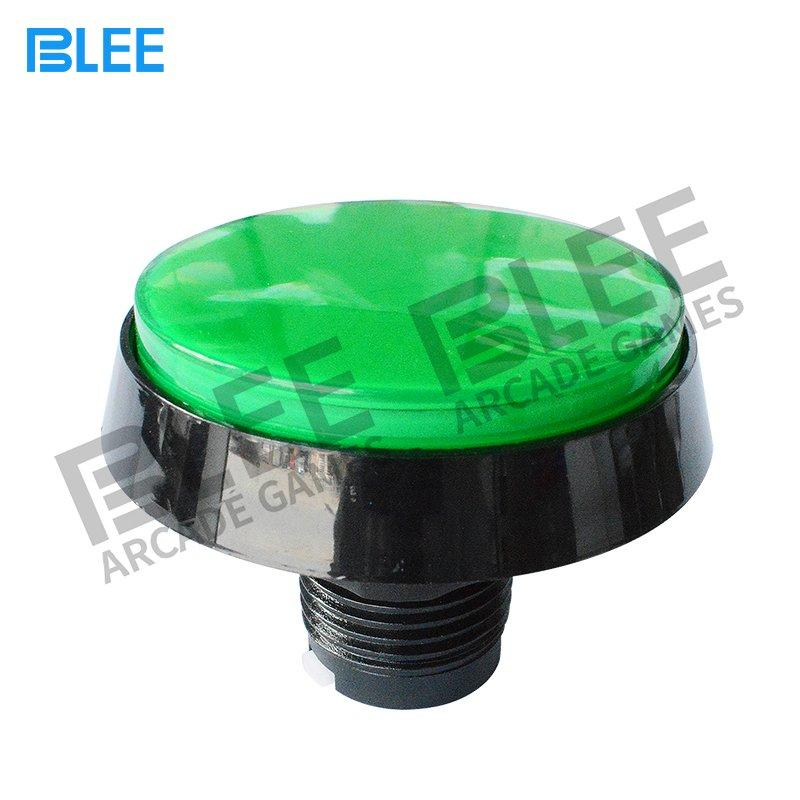 60 mm arcade push button with LED
