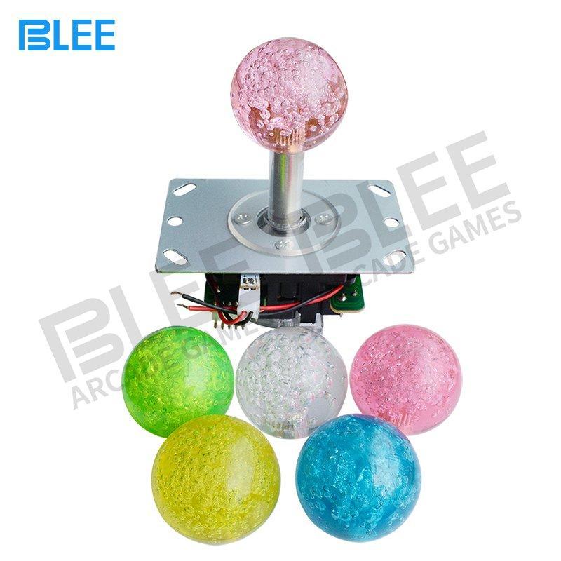 Different Color LED 4 / 8 Way Arcade Joystick