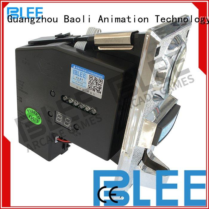BLEE Brand electronic multi coin coinco coin acceptors