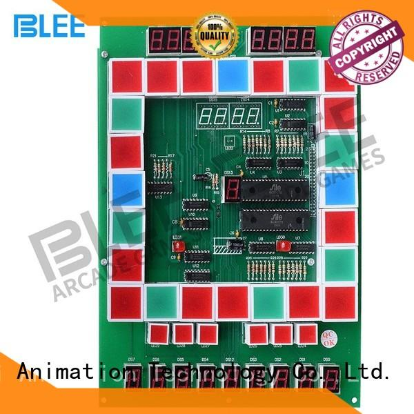 gradely arcade button board bable with cheap price for picnic