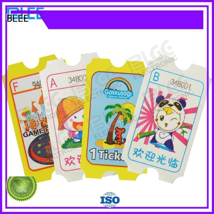 BLEE Brand arcade tickets tickets arcade tickets tickets
