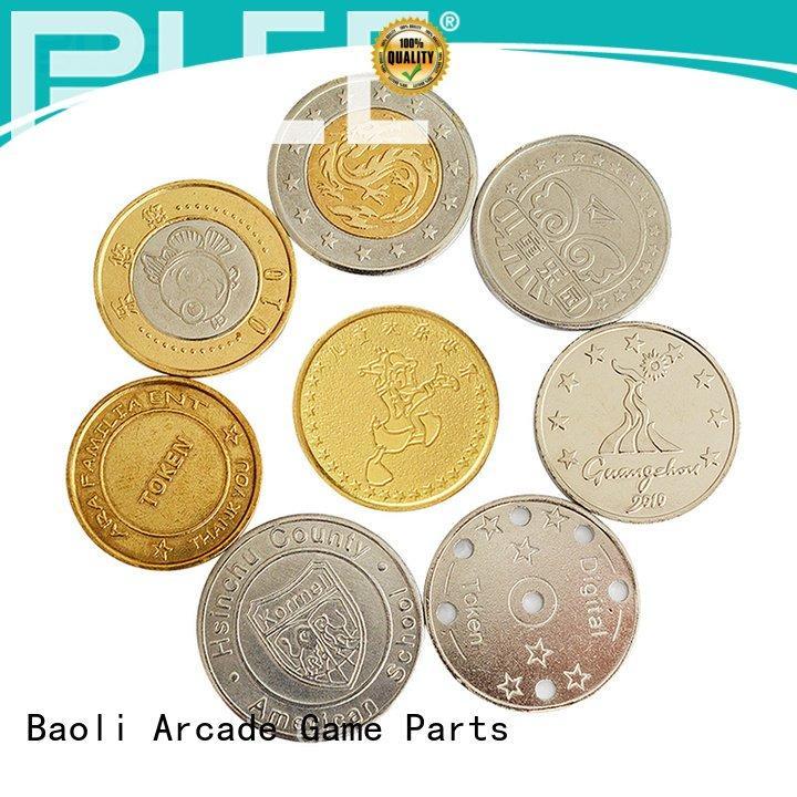 OEM arcade token arcade coins arcade tokens for sale