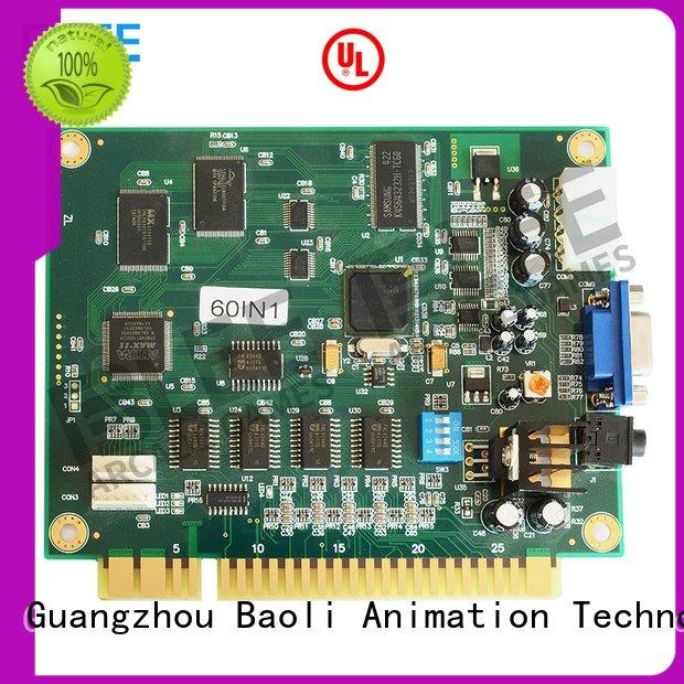 Quality pcb game board BLEE Brand fruit arcade pcb