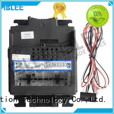 ict bill vending BLEE coinco bill acceptor