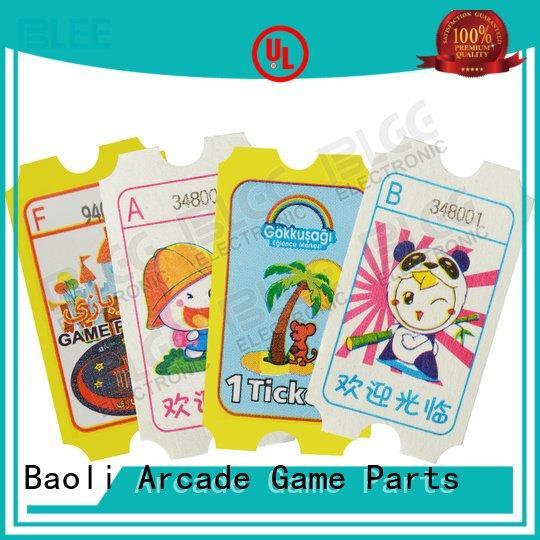 BLEE Brand arcade arcade ticket prizes tickets tickets