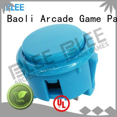 pin zero BLEE arcade buttons kit