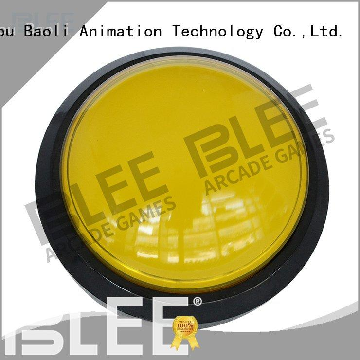 BLEE Brand button square arcade buttons small delay