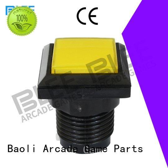 arcade buttons kit illuminated triangular sanwa long BLEE