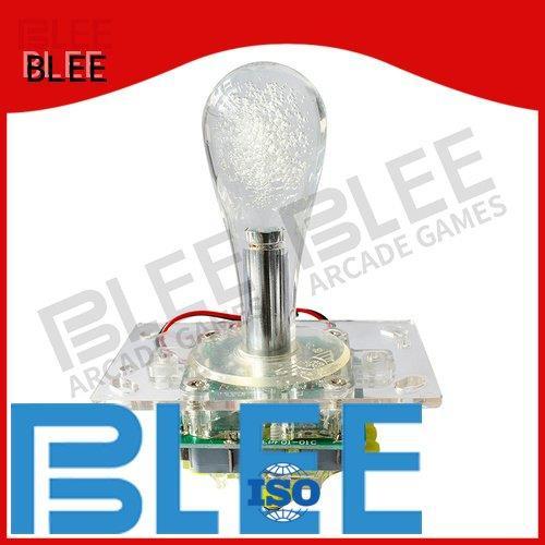 BLEE Brand ways zero light arcade joystick parts