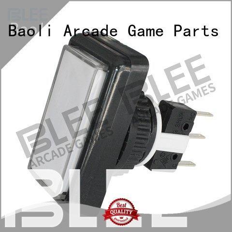 BLEE Brand push long arcade buttons kit p4 zero
