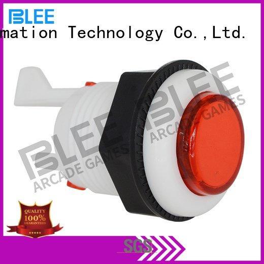 BLEE Brand arcade mm illuminated arcade buttons push
