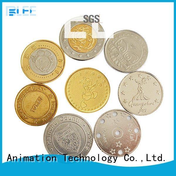 BLEE Brand arcade coins tokens arcade token