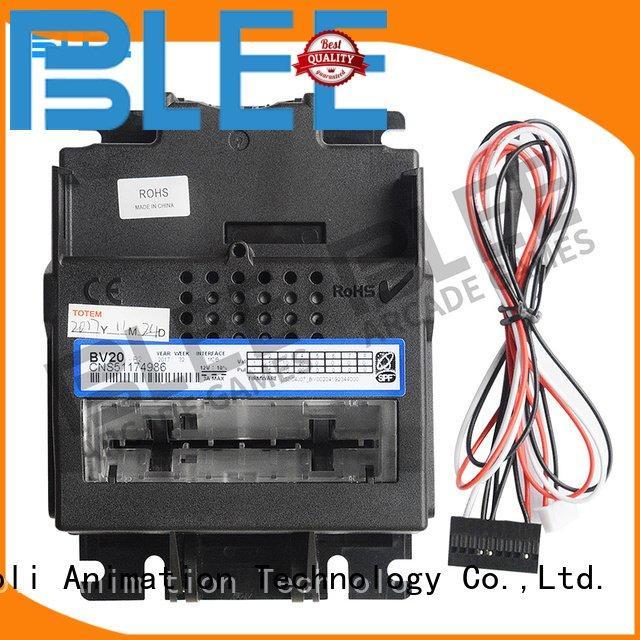 vending bill BLEE coinco bill acceptor