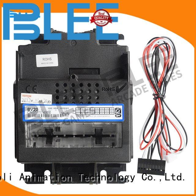 vending bill BLEE coinco bill acceptor