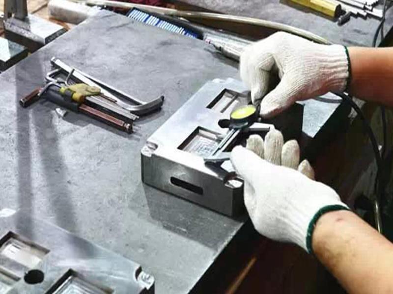 Arcade Accessories Precision Parts Inspection